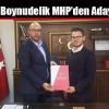 Samet Boynudelik MHP'den Aday Adayı