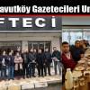 İHH Arnavutköy Gazetecileri Unutmadı
