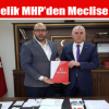 Reis Çelik MHP'den Meclise Talip