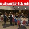 Baltacı: Arnavutköy hızla gelişiyor
