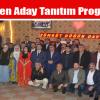 HDP'den Aday Tanıtım Programı