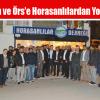 Yaman ve Örs'e Horasanlılardan Yoğun İlgi