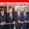Yıldırım: Arnavutköy'e Türkiye'nin En Büyük Film Platosunu Kuruyoruz