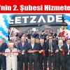 ETZADE'nin 2. Şubesi Hizmete Açıldı