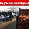 Arnavutköy'de Tanzim Satışlar Başladı