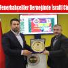 Arnavutköy Fenerbahçeliler Derneğinde İsrafil Cingöz Dönemi