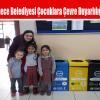 Büyükçekmece Belediyesi Çocuklara Çevre Duyarlılığını Öğretiyor