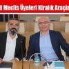 İYİ Partili Meclis Üyeleri Kiralık Araçları Sordu