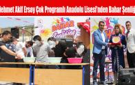 Mehmet Akif Ersoy Çok Programlı Anadolu Lisesi'nden Bahar Şenliği