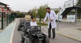 Arnavutköylü Öğrenciler Trafik Kurallarını Öğreniyor