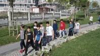 Arnavutköylüler Sağlık İçin Yürüyor