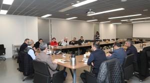 Başkan Baltacı, Yerel Gazetecilerle Bir Araya Geldi