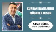 Adnan Gürel'in Kurban Bayramı Mesajı