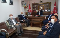 Başkan Baltacı'dan MHP'ye Hayırlı Olsun Ziyareti