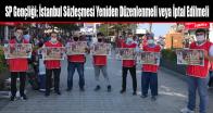 Saadet Gençliği; İstanbul Sözleşmesi Yeniden Düzenlenmeli veya İptal Edilmeli