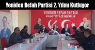 Yeniden Refah Partisi 2. Yılını Kutluyor