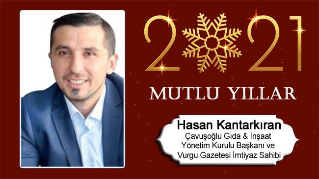 Hasan Kantarkıran'ın Yeni Yıl Mesajı