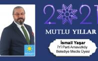 İsmail Yaşar'ın Yeni Yıl Mesajı