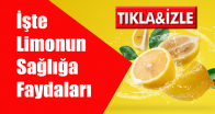 Limonun Sağlığa Faydaları Nelerdir?