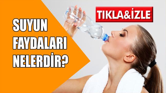 Su İçmenin Faydaları Nelerdir?