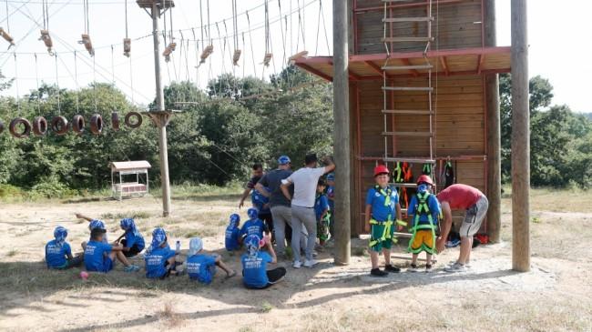 Gençlik Kampı Doğaya Açılan Kapı